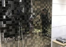 Glossy-and-matter-small-tiles-for-bathroom-shower-wall-by-Porcelanosa-217x155