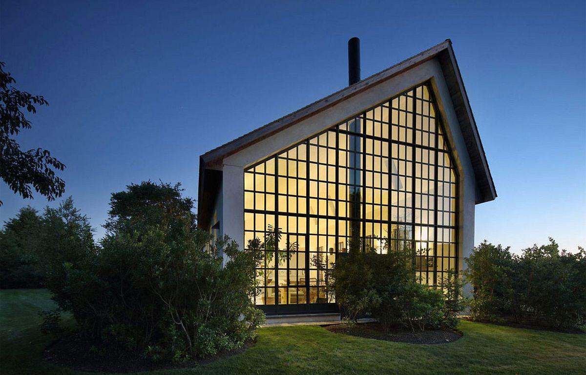 Classic Farmhouse Aesthetics Meet Modern Refinement At We