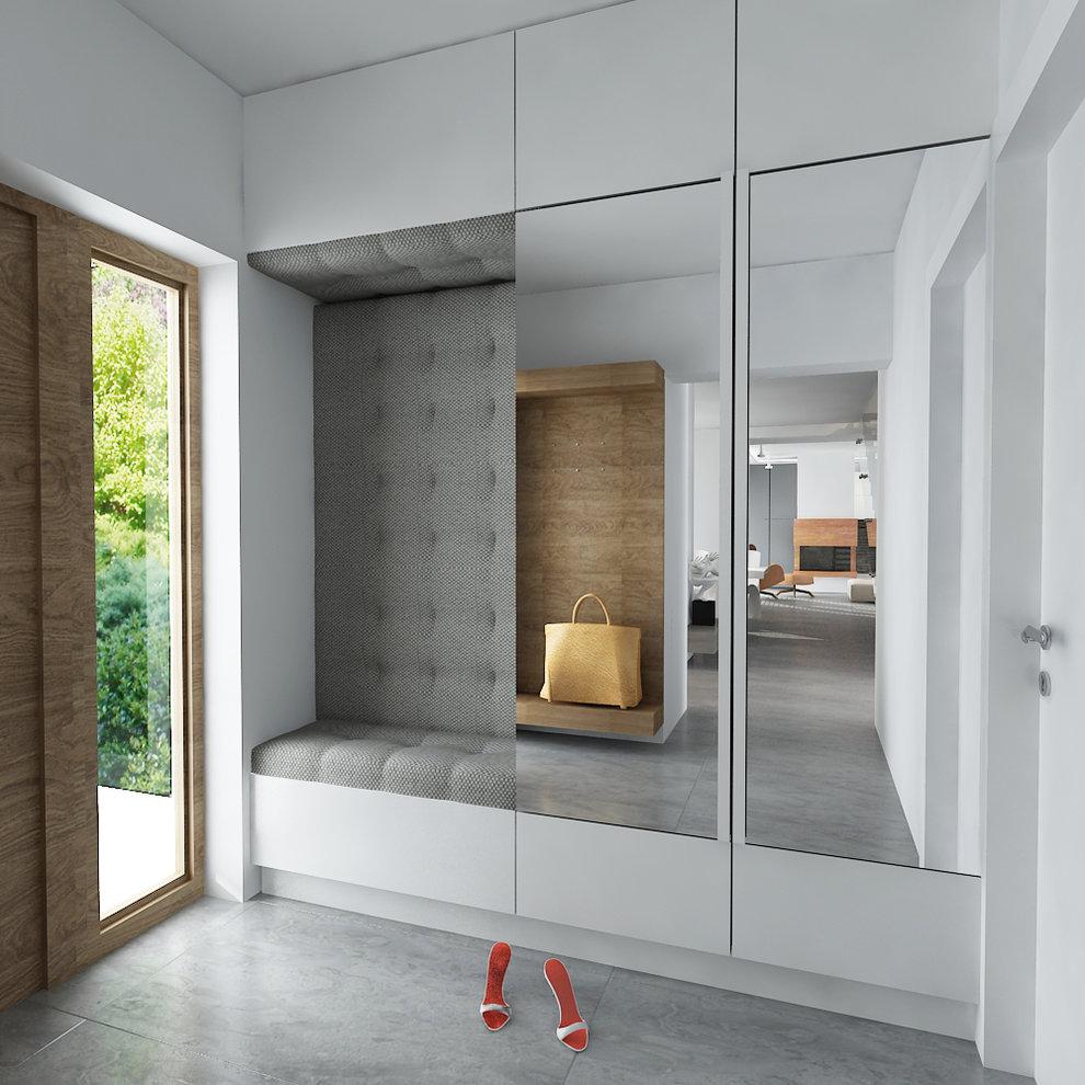 Foyer Minimalist Reviews : Ditch the clutter minimalist entryways