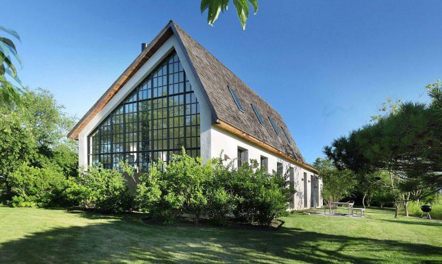 Classic Farmhouse Aesthetics Meet Modern Refinement at WE Guest House