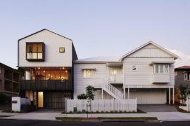 Habitat on Terrace: Modern Reinterpretation of a Classic Queenslander