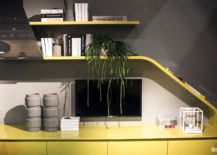 Innovative-worktops-andsmart-shelving-for-the-polished-single-wall-kitchen-217x155