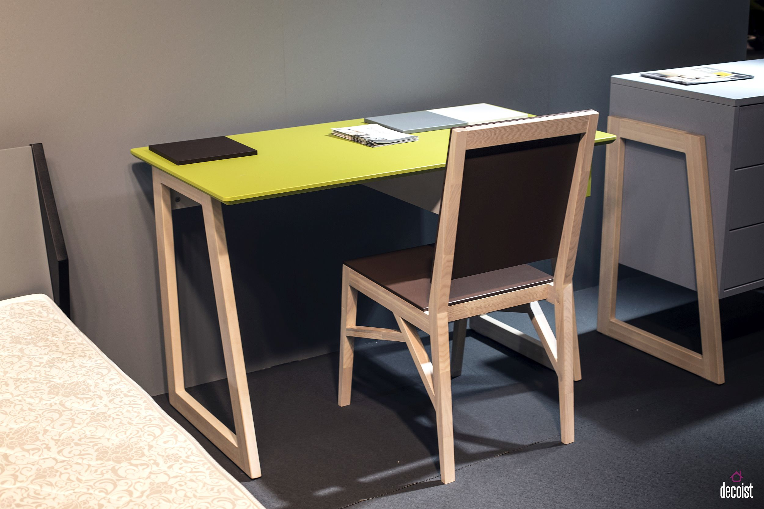 Junior Desk is cool for the home workstation and study zone