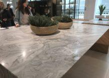 Large-marble-inspired-kitchen-island-that-exude-luxury-GamaDecor-217x155