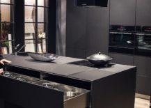 Lighting-alters-dramatically-the-appeal-of-contemporary-kitchen-in-darkers-shades-of-gray-and-black-217x155