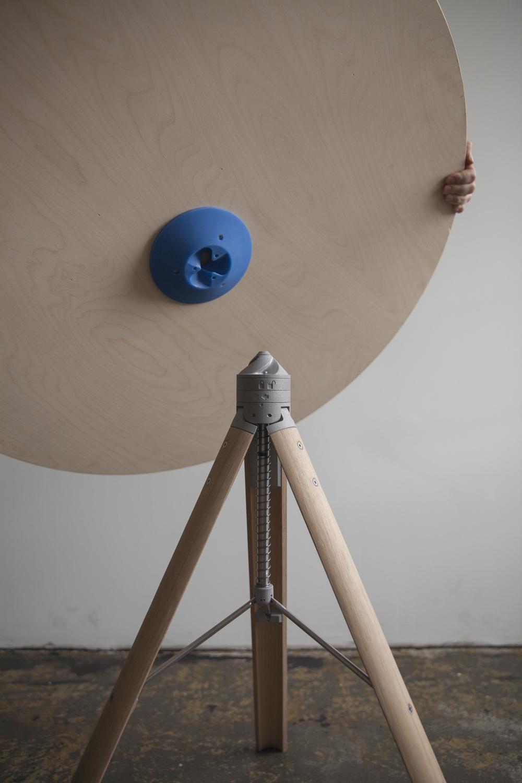 Design: David Ciernicki, www.davidciernicki.com, Produkt: Major Tom; Major Tom ist ein Modulsystem für Möbel