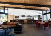 Metallic-frame-and-wooden-ceiling-give-the-new-home-a-more-classic-look-217x155