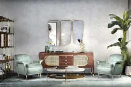 Midcentury Modern Panache: Trendy New Décor from Essential Home