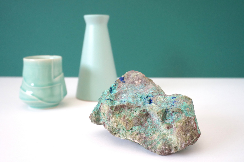 Minty mineral