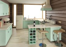Minty-retro-kitchen-with-rustic-wood--217x155