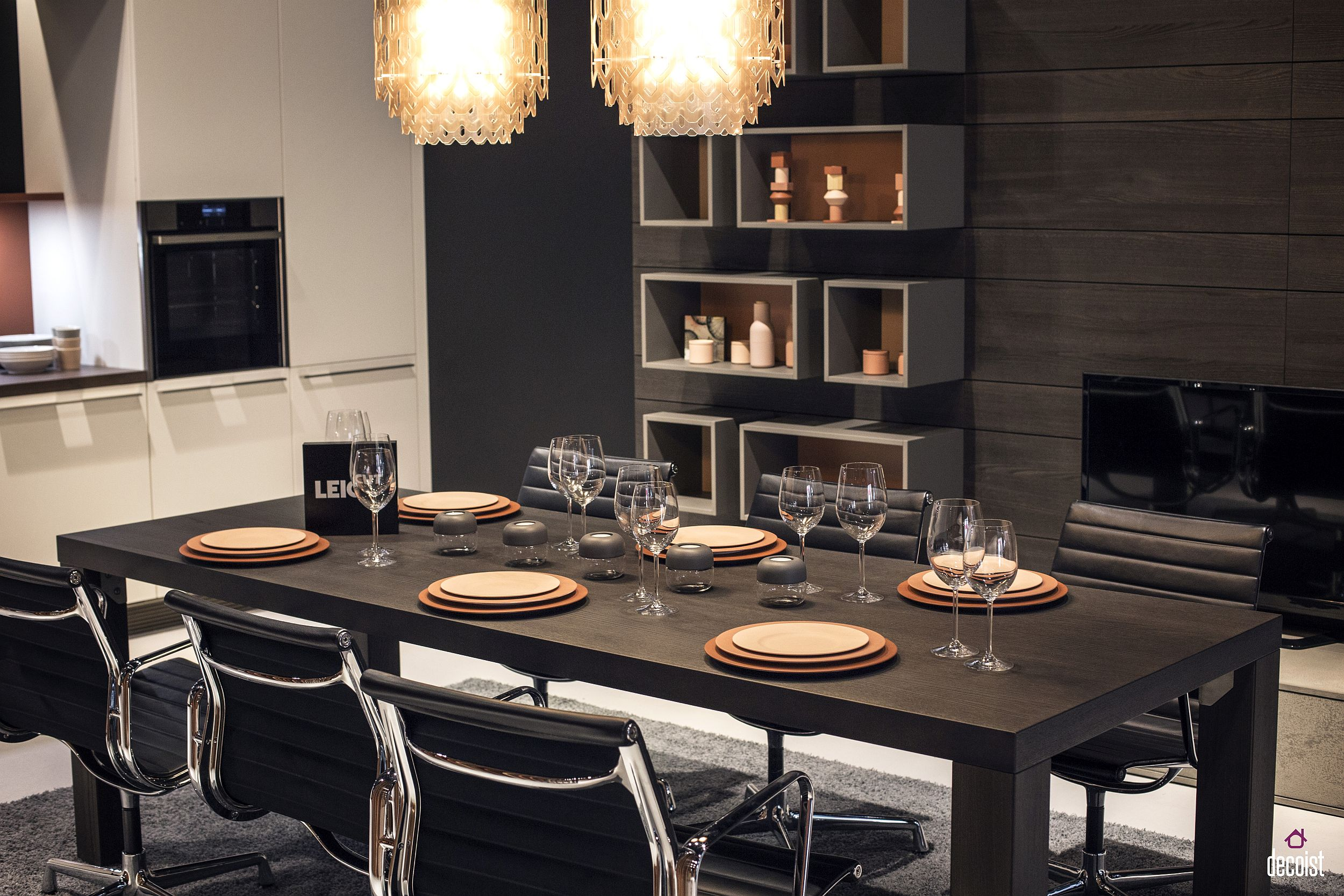 View In Gallery Modern Kitchen And Dining ...