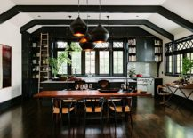 One-wall-kitchen-of-the-remodeled-library-home-in-Portland-217x155