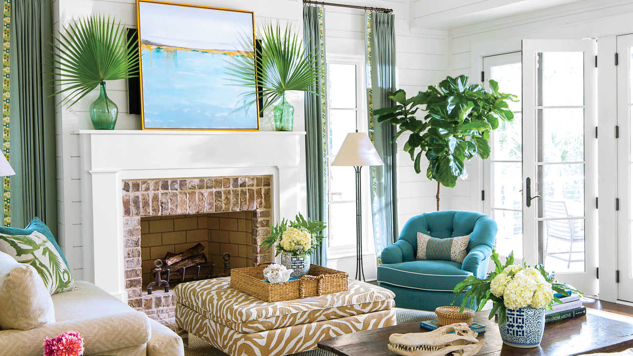 Merveilleux Coastal Living Rooms That Will Make You Yearn For The Beach