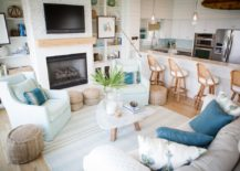 If You Are Yearning For The Beach, These Coastal Living Rooms Will Offer  Some Much Needed Inspiration!