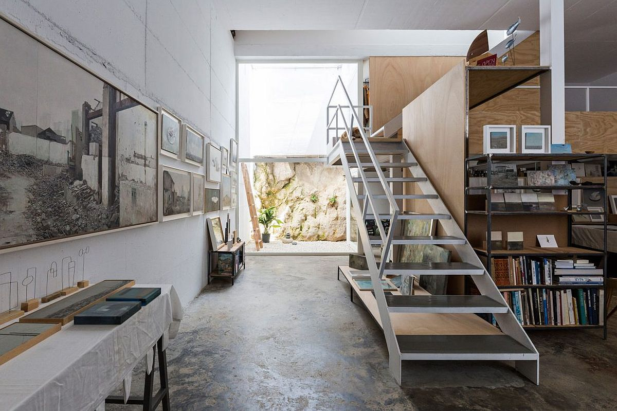 Painters-studio-at-the-house-on-the-lower-level-with-ample-storage-space