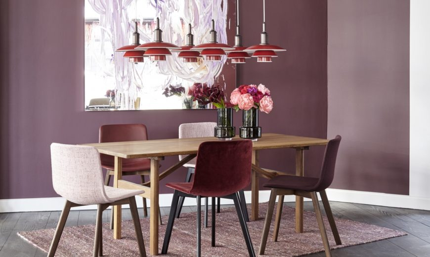 Delectable Dining Chairs from Three Danish Brands