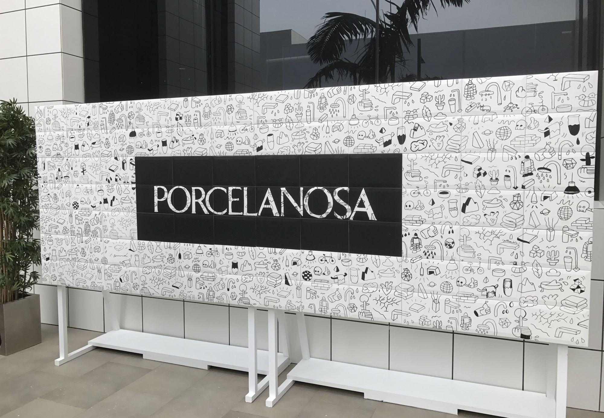 Porcelanosa - design your own tile