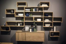 55 Wall-Mounted Open Shelves Offering Space-Savvy Modularity
