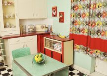 Retro-kitchen-with-pastel-table-and-chairs-217x155