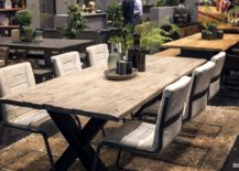 Wooden Dining Tables Were Seen As A Thing Of The Past Just A Few Years Ago.  It Was Especially Considered A Big U0027no Nou0027 In The 90u0027s That Saw Shift  Towards ...
