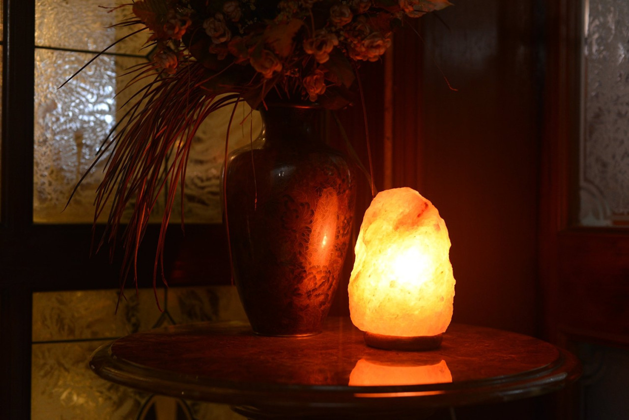 Energetic Lights: Himalayan Salt Lamps as a Unique Decor Piece