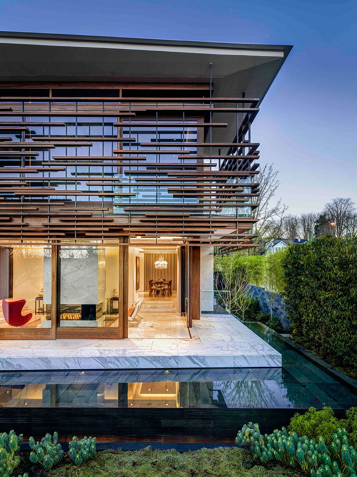 Vancouver home an oriental vibe view in gallery