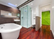 Sliding-barn-door-in-green-for-the-bathroom-and-master-berdoom-217x155