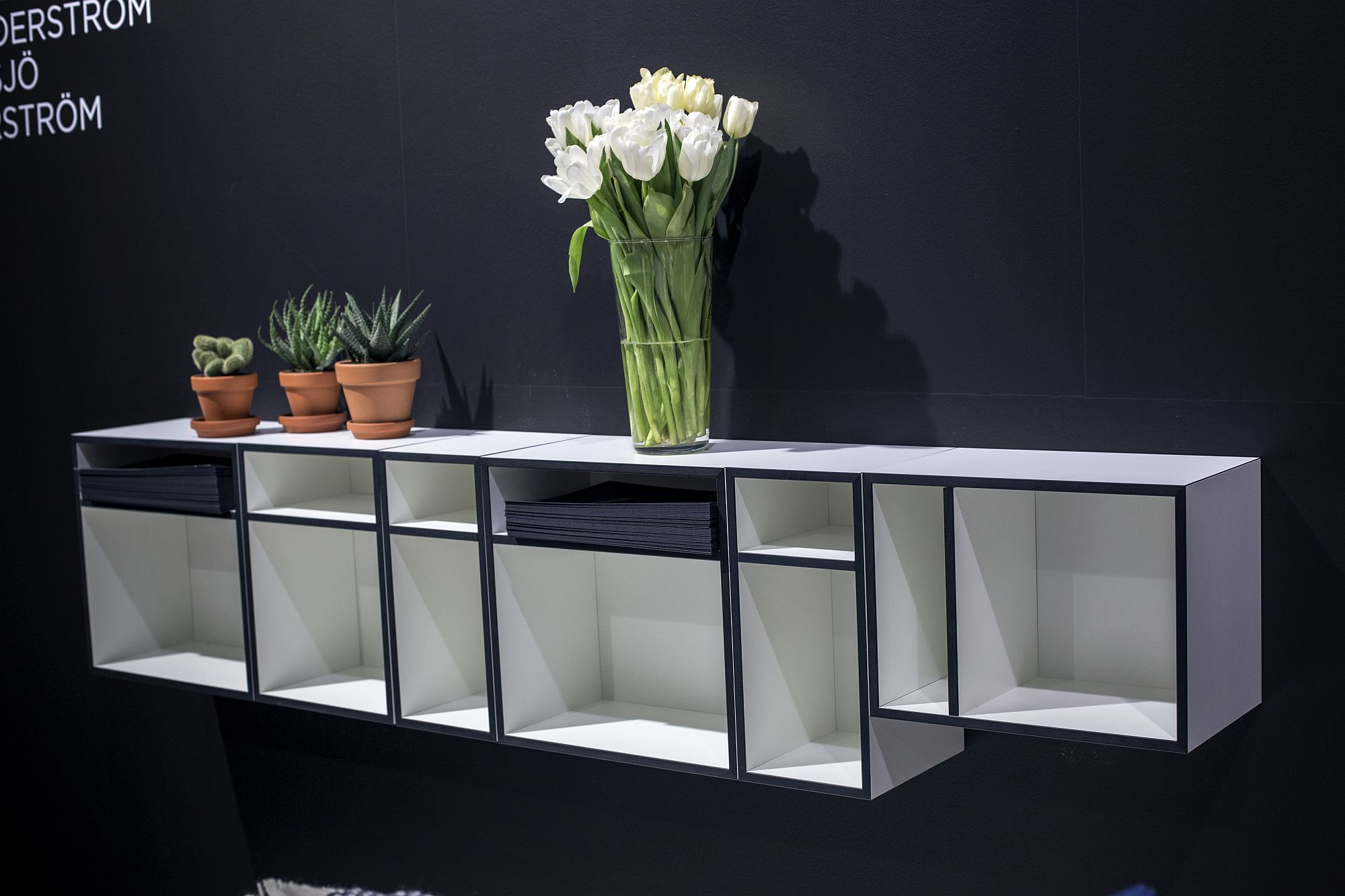 55 Wall Mounted Open Shelves Offering Space Savvy Modularity
