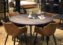 Attractive Wooden Dining Tables Were Seen As A Thing Of The Past Just A Few Years Ago.  It Was Especially Considered A Big U0027no Nou0027 In The 90u0027s That Saw Shift  Towards ...