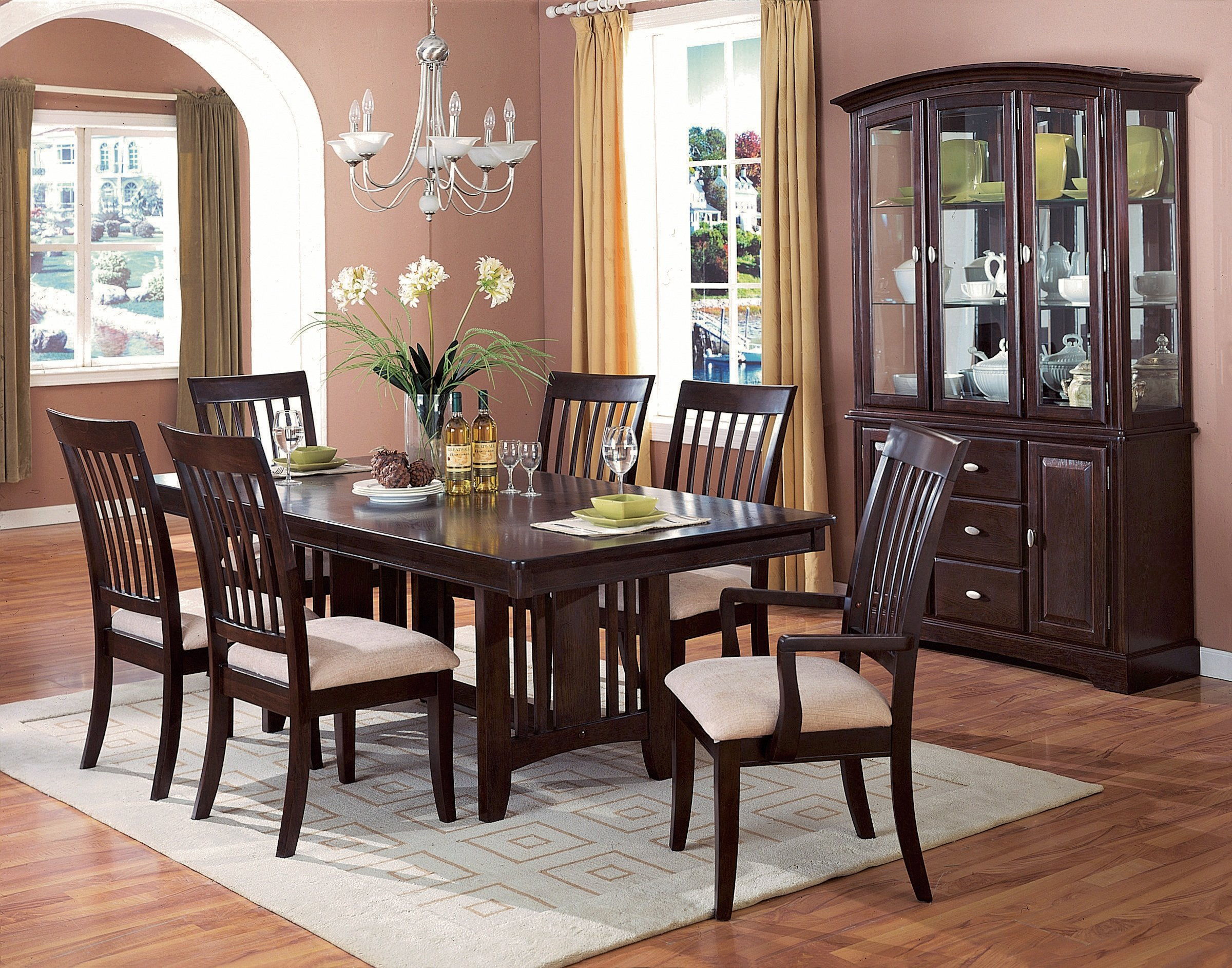 furniture products canadel kitchen room and living for dinning wood dining listing tables