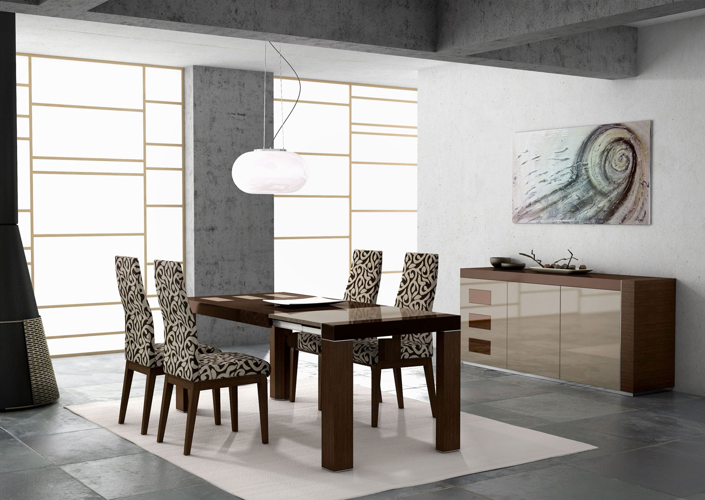 wonderful Elegant and Stylish Dining Furniture good ideas