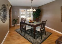 Thereu0027s More To Decorating A Dining Room Than Just Picking Out A Table And  Setting It In The Center Of The Room. Additions Like A Stylish Rug Can Make  A Big ...