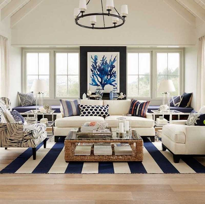 View in gallery & Coastal Living Rooms That Will Make You Yearn for the Beach