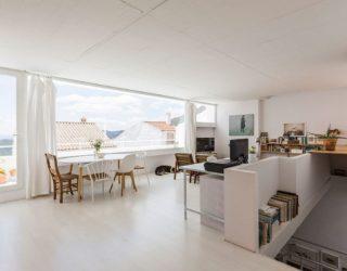 Art, Romance and Incredible Views of Gibraltar: Exclusive Home in Gaucín