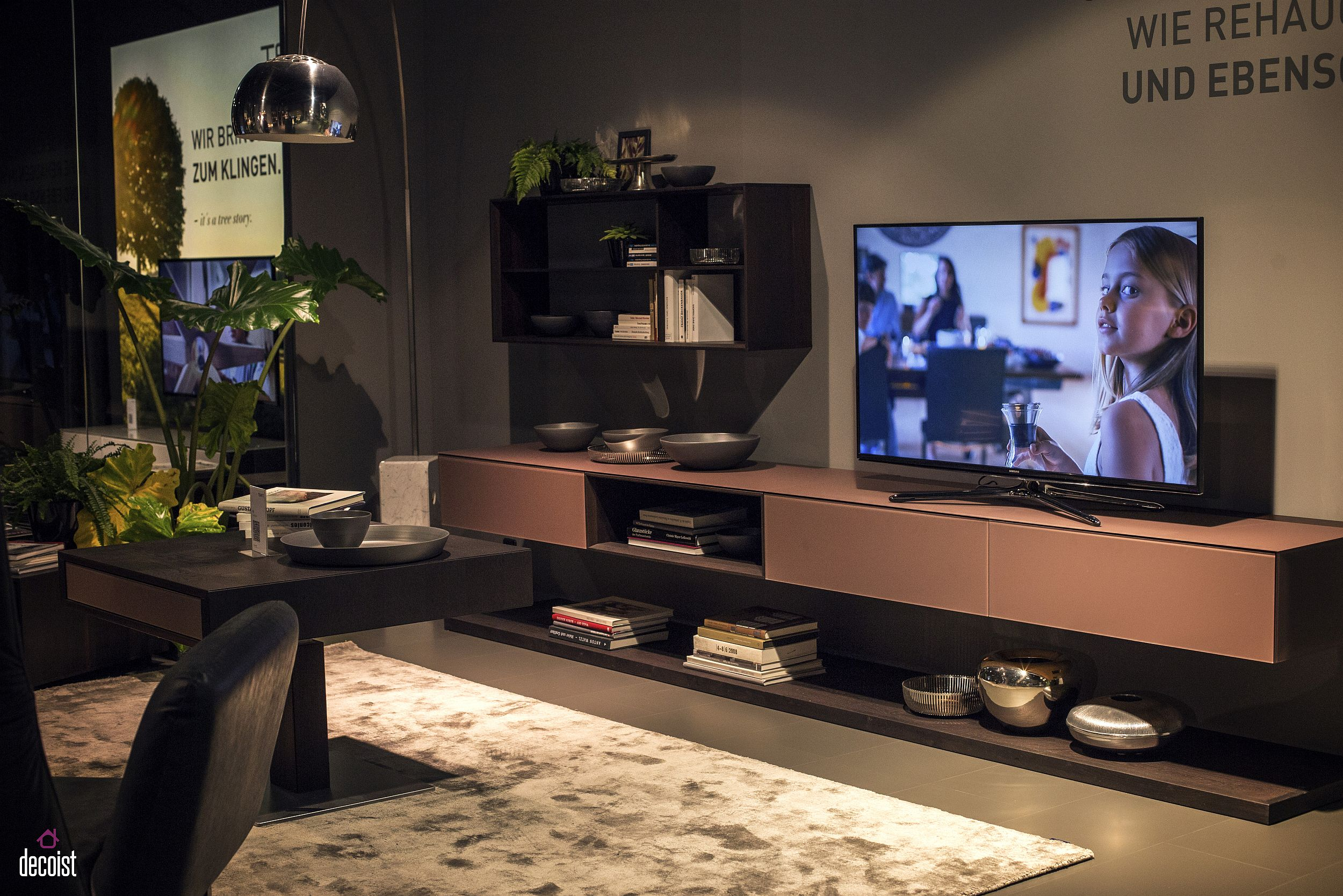 Tastefully Space-Savvy: 25 Living Room TV Units That Wow!
