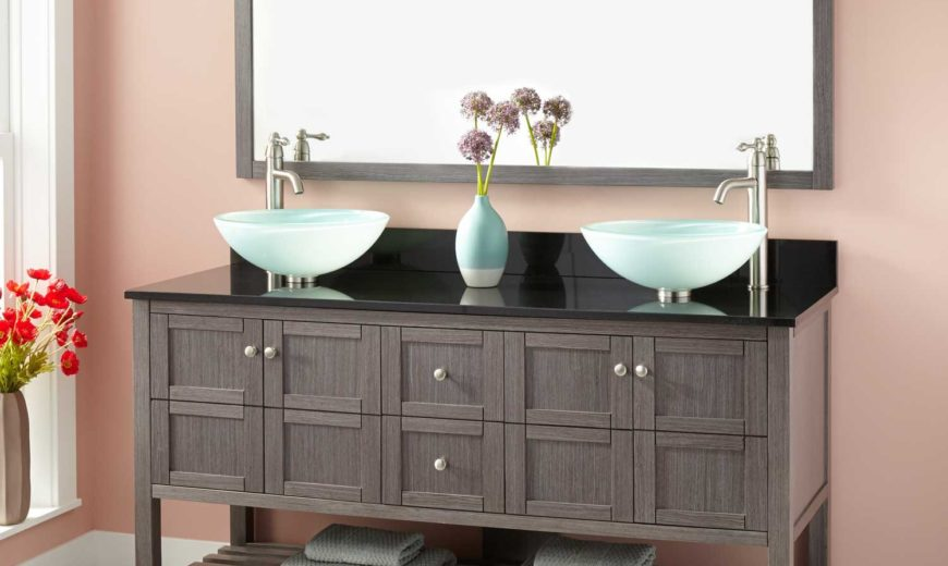 Stylish and Diverse Vessel Bathroom Sinks