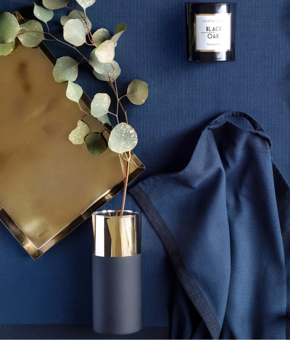 Two-toned vase from H&M Home