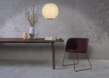 Verve sledge 217x155 Delectable Dining Chairs from Three Danish Brands