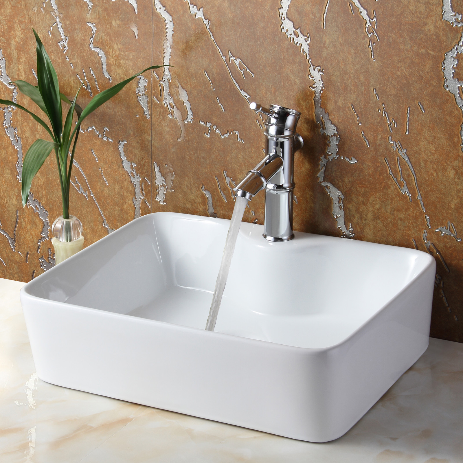 The Orderly Appeal Of Rectangular Vessel Sinks