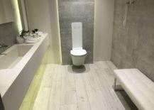 Wood-inspired-floor-tiles-in-sleek-modern-bathroom-design-by-Porcelanosa-217x155