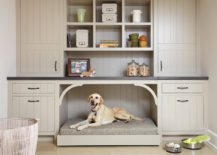 A-big-storage-cabinet-with-a-built-in-dog-bed--217x155