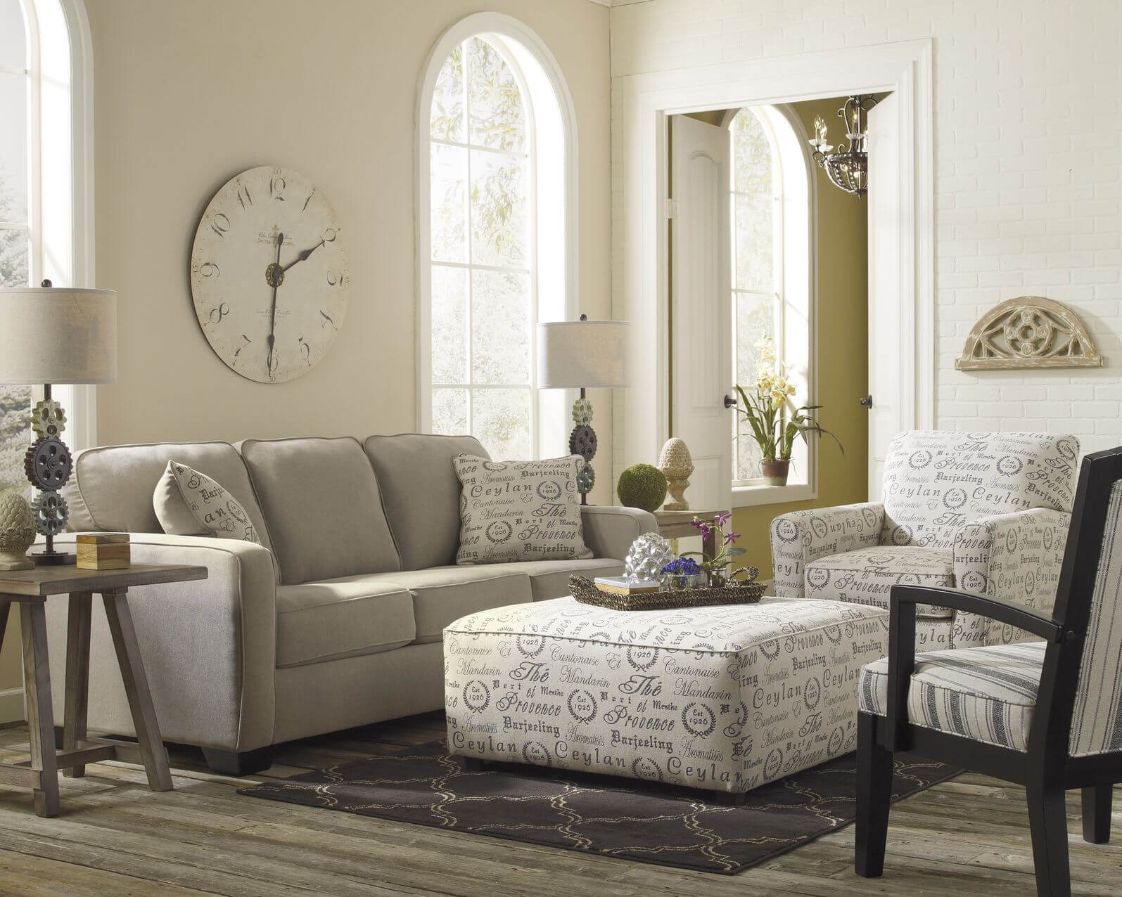 Beyond White: Bliss Of Soft And Elegant Beige Living Rooms! Part 68