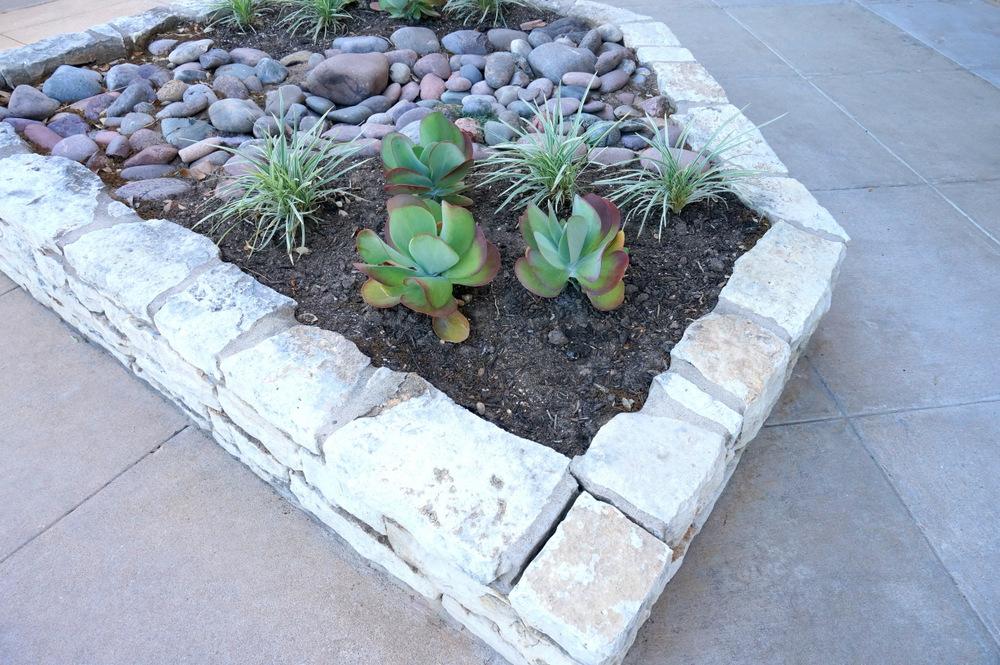 A-rocky-flowerbed