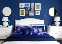 Alluring-blue-bedroom-with-a-contrast-between-bright-and-dark--217x155