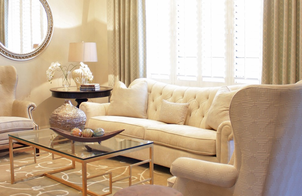 Beyond White Bliss Of Soft And Elegant Beige Living Rooms