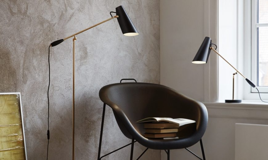 Let's Get Physical: 7 Floor Lights Perfect for Perusing Real Books