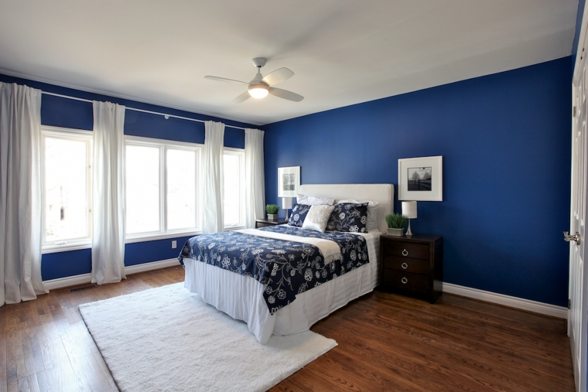 Design#600399: Decorating A Blue Bedroom – 10 Blue Bedroom