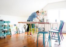 Bright-art-studio-with-colorful-chairs--217x155