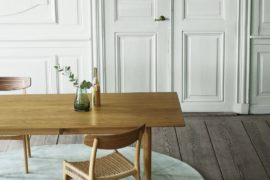 Carl Hansen & Søn Adds Three Classic Chair Designs to Portfolio