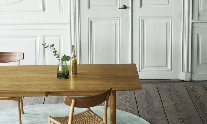 Carl Hansen & Søn Adds Three Classic Chair Designs to Portfolio